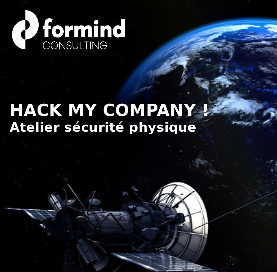 Hack My Company ⋅ Formind Consulting